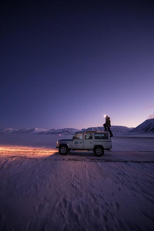 4x4 Svalbard