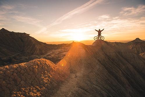 VTT Desert Bardenas Espagne