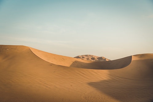 Desert Huacachina Perou