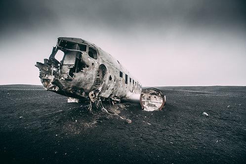 Epave avion 4 Islande