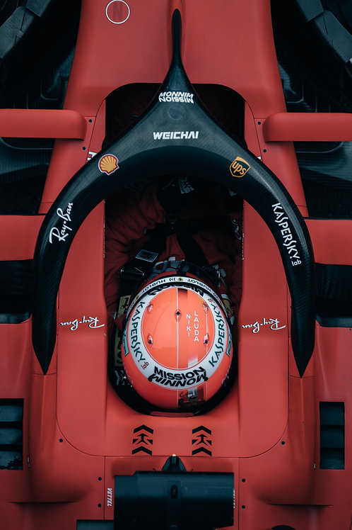 Top shot Charles Leclerc GP Monaco 2019