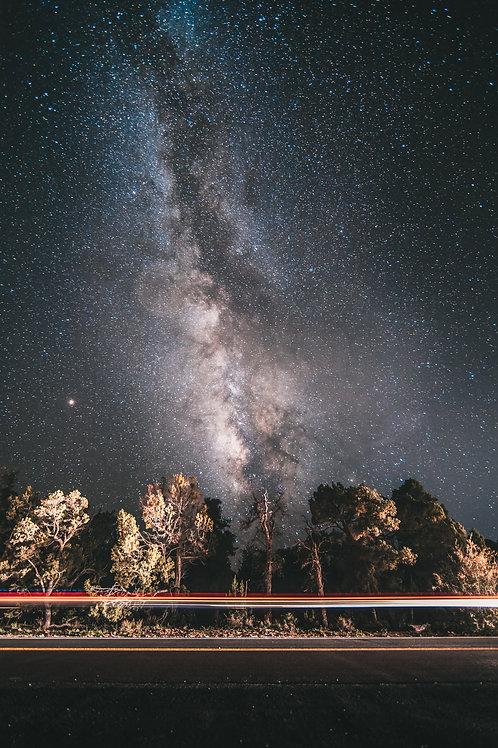 Voie Lactée Arizona