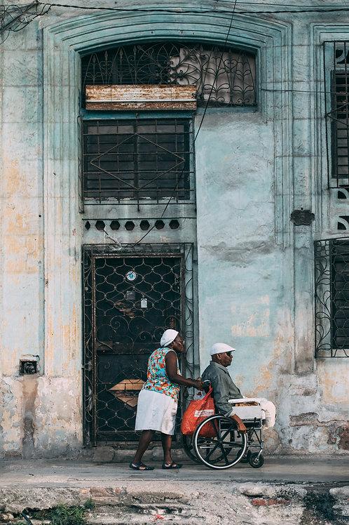 Couple rue Cuba