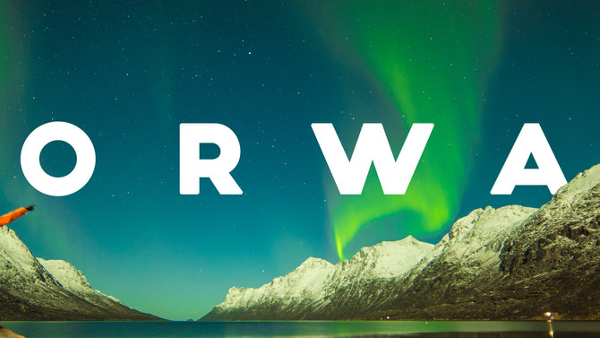 NORWAY - Northern Light / Aurores Boréales