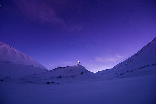 Nuit Svalbard