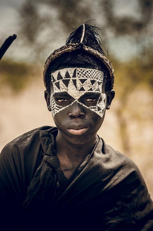 Portrait jeune Tanzanie