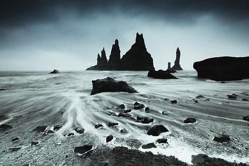Plage Islande