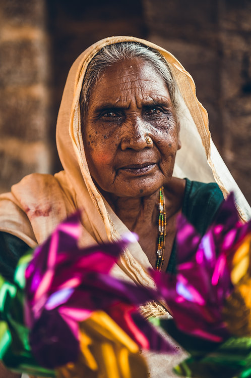 Portrait Inde