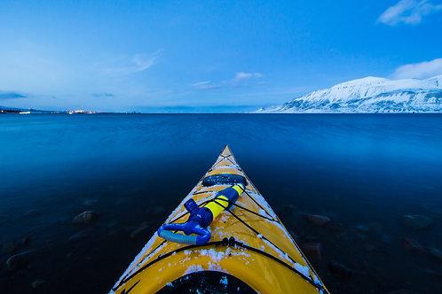 Kayak Svalbard