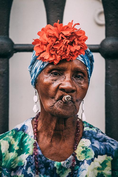 Portrait Mama Cuba