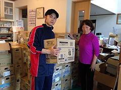 平成館災害ボランティア熊本