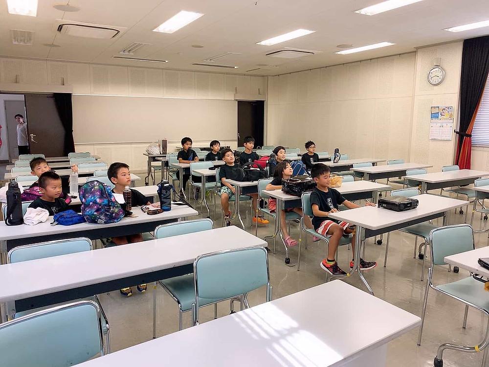 大牟田市空手道場平成館ボランティア活動
