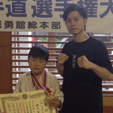 第11回長崎県ジュニア空手道選手権大会