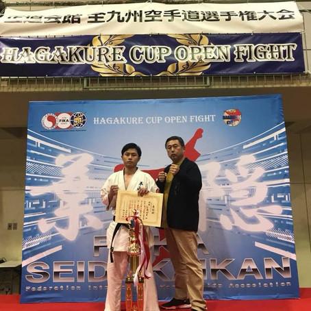 第25回正道会館全九州空手道選手権大会