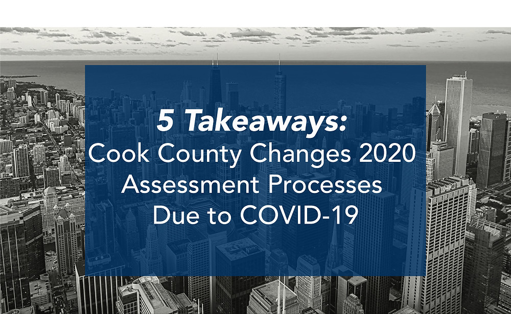 Cook County, Property Tax, COVID-19, Kane & Co.
