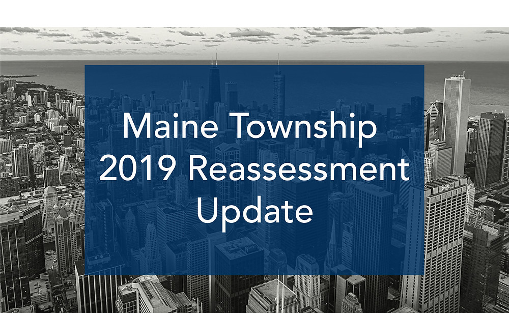 Maine township cook county 2019 reassessment update