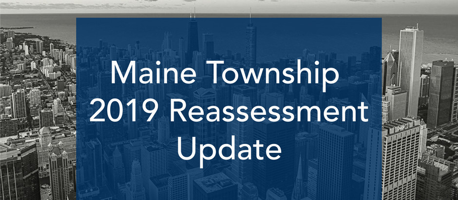 Maine Township 2019 Reassessment Update