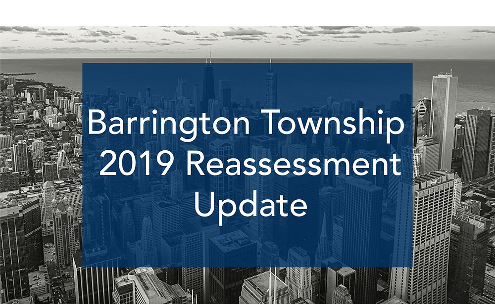 Barrington Township 2019 Reassessment Update Cook County