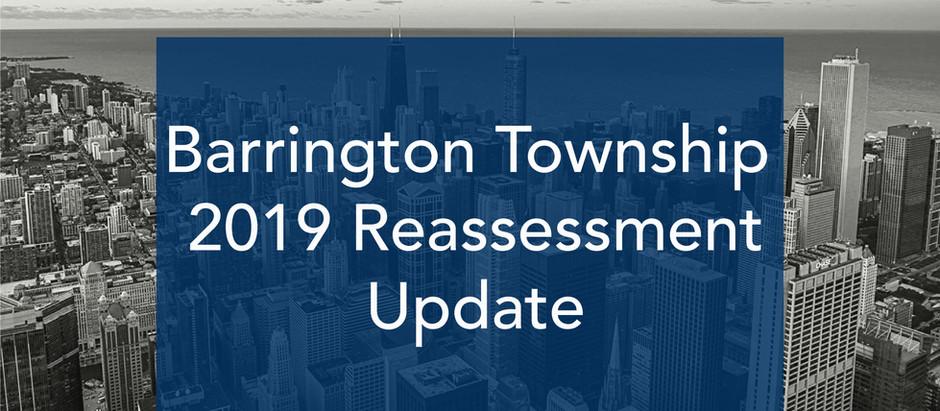Barrington Township 2019 Reassessment Update