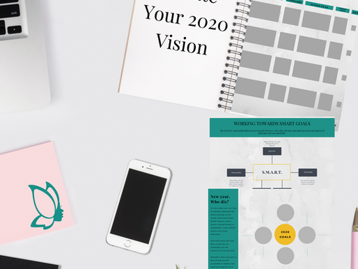 New Year, Who Dis? Create Your 2020 Vision.