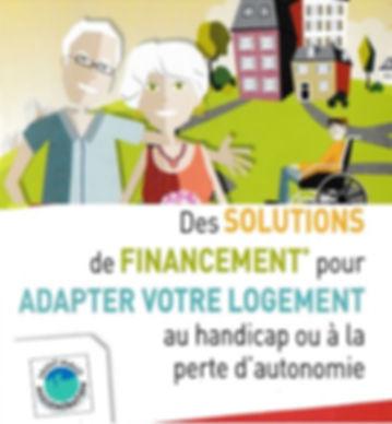 Aide Handicap perte autonomie Saint Malo