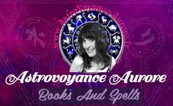 Aurore AstroVoyance - books and spells