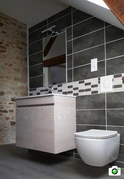 vasque et wc suspendu Label vraiephoto.com