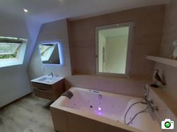baignoire balneo et meuble-vasque Label vraiephoto.com