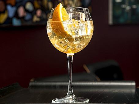 Cognac tonic
