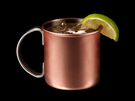 "French Mule, le plus ""french"" des Moscow Mule"