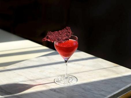 Raspberry crunch