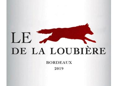 Le Loup de La Loubière - Bordeaux rouge