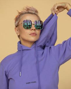 22.sunglasses gucci, sweatshirt Mo&Co.jp