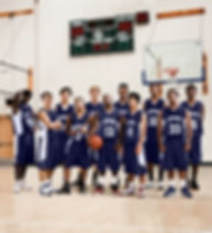 High School Basketball Team