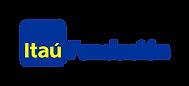 logo Fundación Itaú_fondo transparente