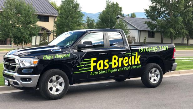 Fas-Break Eagle CO