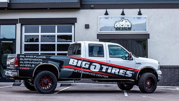 Big O Tires EagleVail CO