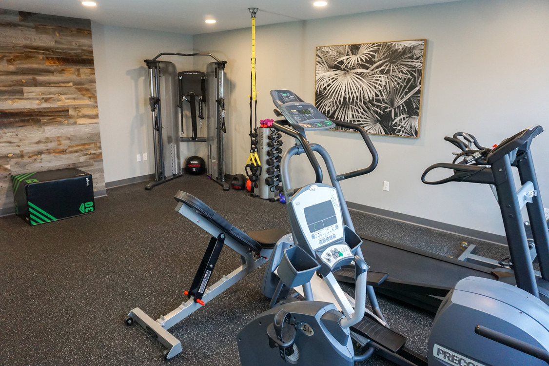 Clients are by appointment only and you will never have to wait or share equipment.