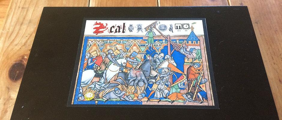 Zeal (grande edition)