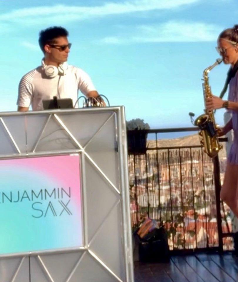 JenJammin Sax & DJ Ben - Spain