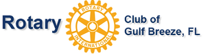 Rotary Club of Gulf Breeze, FL