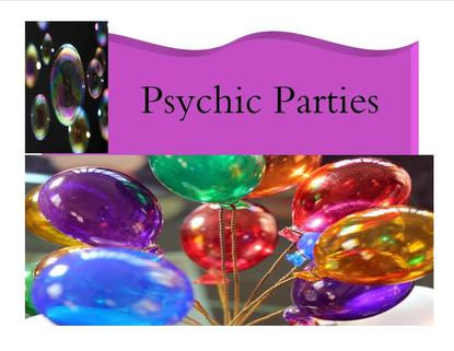 Psychic Parties & Events