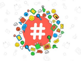 ¿Cómo funcionan los hashtags?