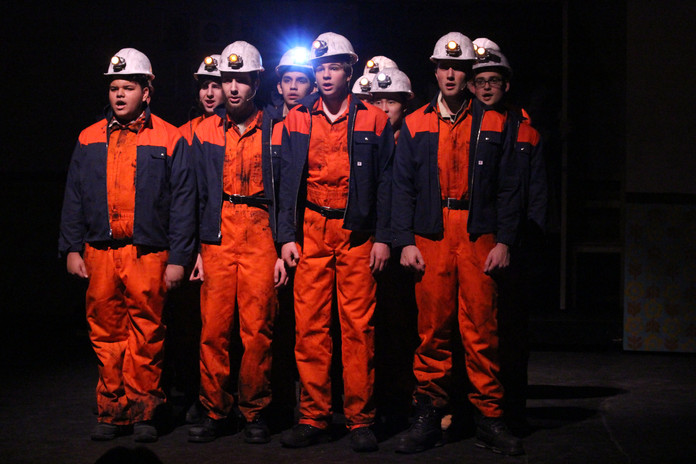 Billy Elliot - The Miners