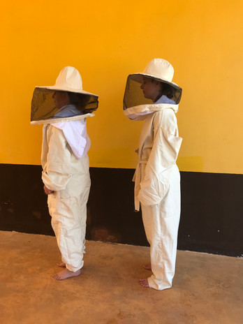 The Bee Suit