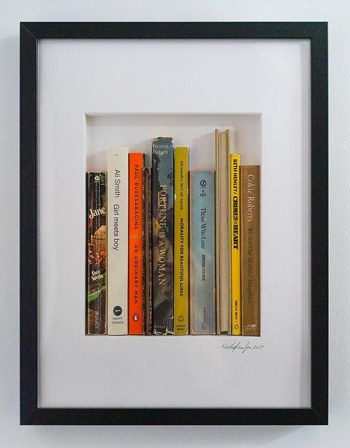 Small Library - Women's Literature