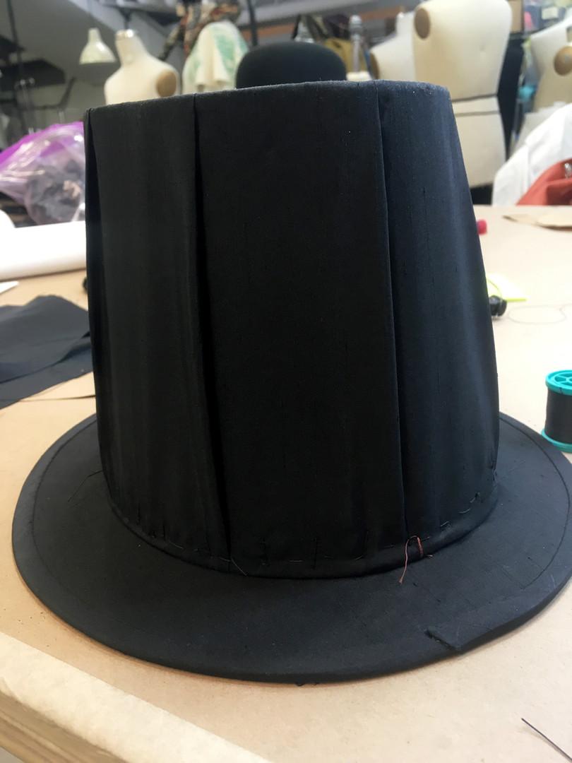 Shakespeare In Love Buckram Top Hat