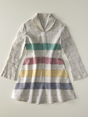 Colonial Tea Jacket