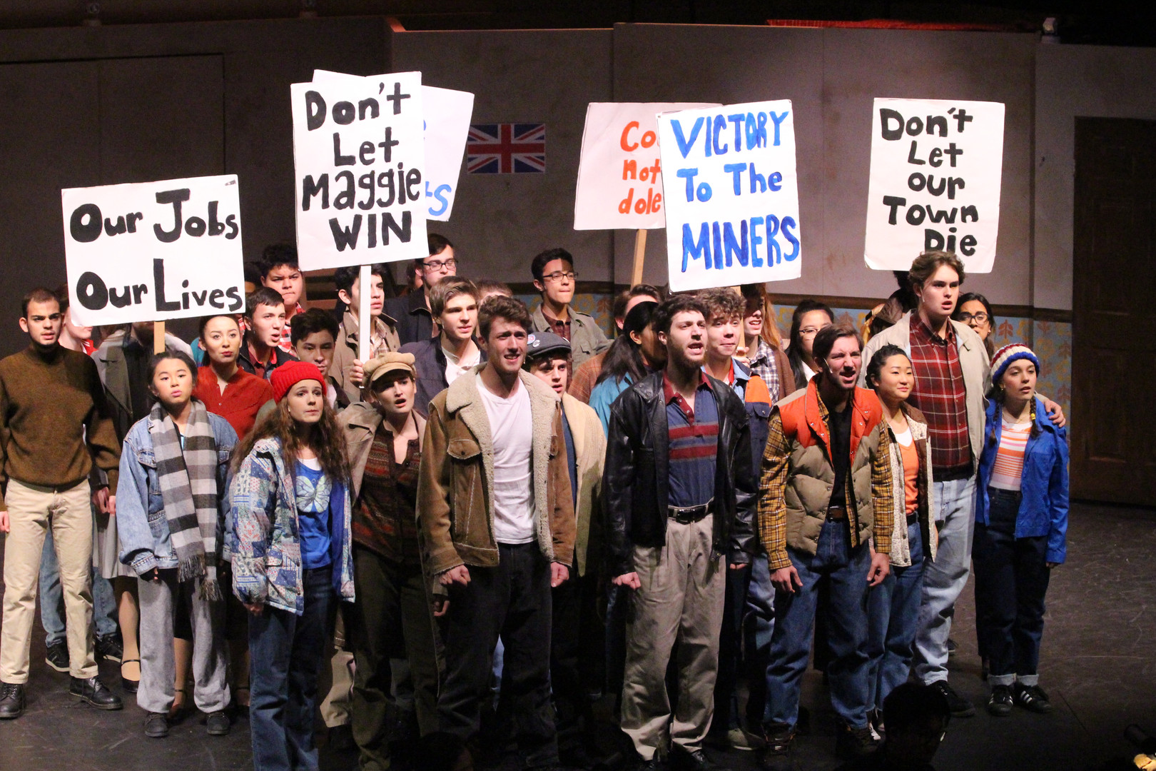 Billy Elliot - On Strike