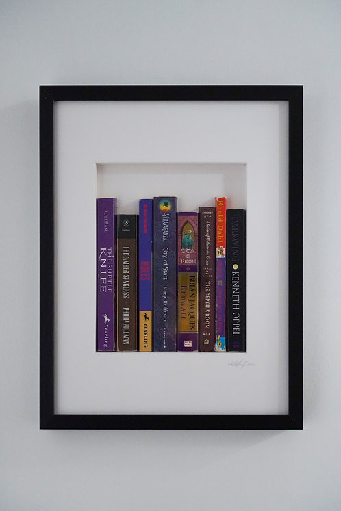 Small Library - Harry Potter